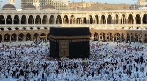 COVID-19 pandemic and the history of Hajj