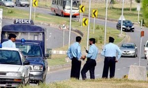 Capital police orders to follow SOP's during conflict with criminals