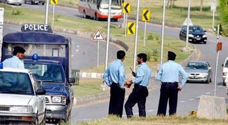 Man killed, 2 policemen injured in Islamabad encounter