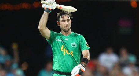 Maxwell ruled out of South Africa tour due to elbow injury