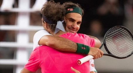 Federer, Nadal match in South Africa shatters attendance record