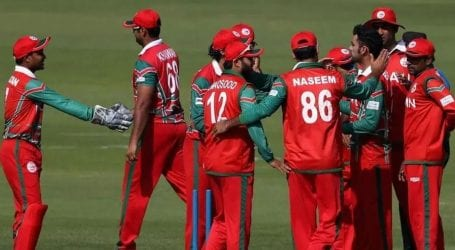 Oman cricketer banned for seven years over spot-fixing