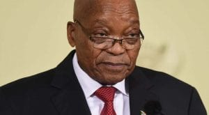 Court issues arrest warrant for former South African president Zuma