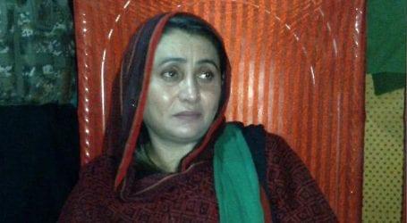 PPP MPA Shahnaz Ansari shot dead over land dispute