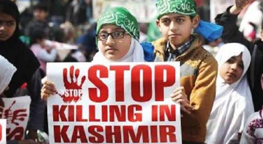 solidarity with Kashmiri