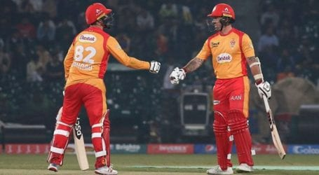 Islamabad United beats Multan Sultans by 8 wickets