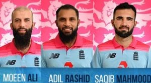Three Muslim players included in England cricket team