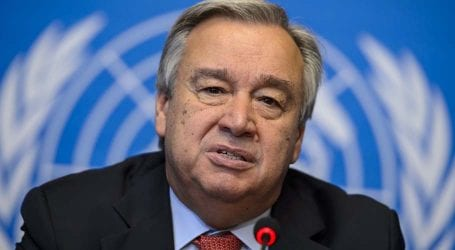 UNSG Guterres to attend Afghan refugees conference in Islamabad