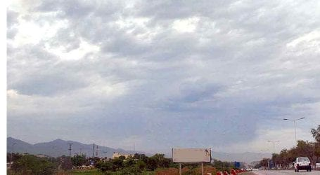 PMD predicts drizzle, cloudy weather in Karachi