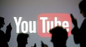 YouTube said the change built on its move last year to retire all masthead ads. Source: Reuters