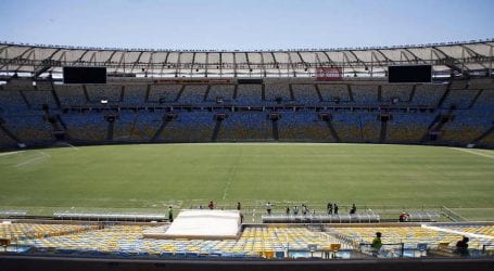 Brazil's football clubs offer stadiums to help with coronavirus patients