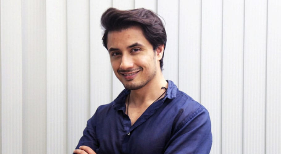 Women's rights activists express anger to honour Ali Zafar