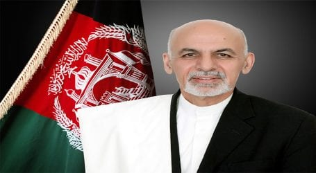 Ashraf Ghani takes oath as new Afghan president today
