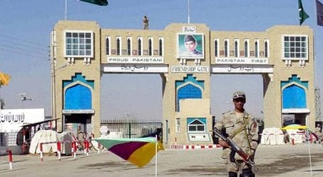 Chaman border opened for pedestrians