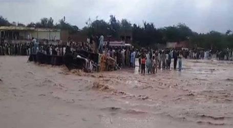 Ten drown as flood hits Dera Ghazi Khan