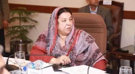 Govt committed to timely completion of health projects: Dr Yasmin Rashid