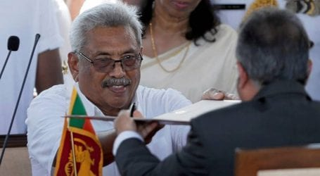 President Rajapaksa dissolves Sri Lanka's parliament