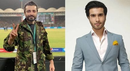 Hamza Ali Abbasi praises Feroze Khan for quitting showbiz
