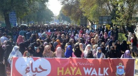 Religious parties announce 'Haya March'