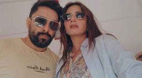 Hira Mani showers love on her husband's birthday