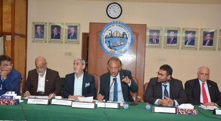 Traders should make collective efforts to overcome challenges: Agha Shahab