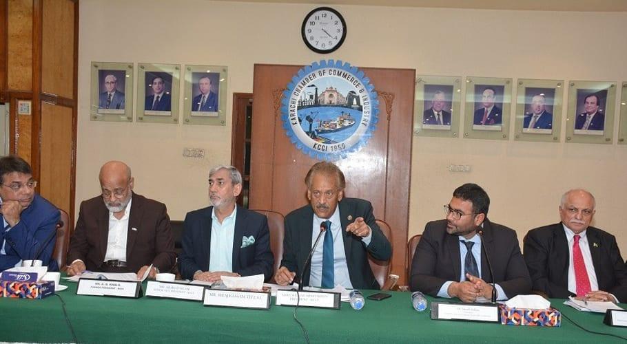 KCCI Agha Shahab Ahmed