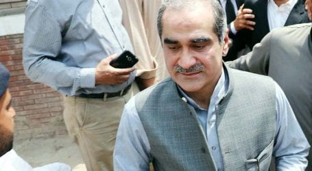 Saad Rafique exempted from court appearance in Paragon Housing case