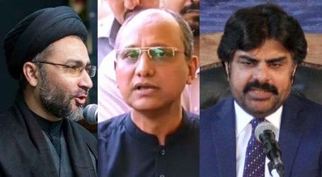 Sindh ministers meet Islamic scholar Shehenshah Naqvi