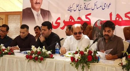 Sindh govt taking steps to address common man issues: Nasir Shah