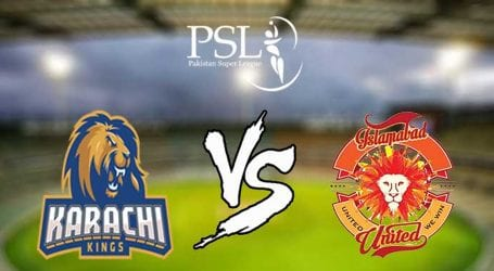 PSL-5: Islamabad United to face Karachi Kings today