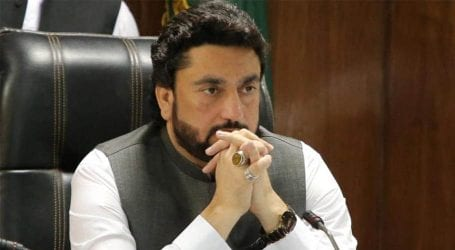 Shehryar Afridi removed as Minister of State for Narcotics Control