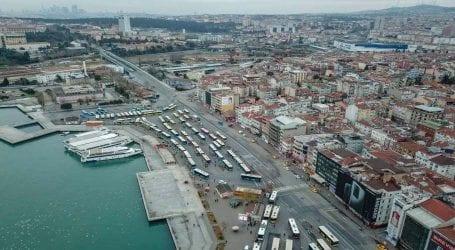 Turkey suspends international flights, quarantines several areas