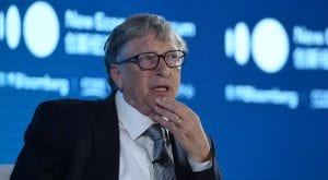 Microsoft co-founder Bill Gates steps down from company's board