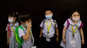 Children less affected by coronavirus: Experts