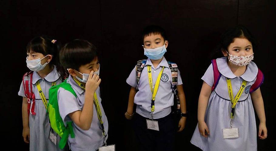 Children less affected by coronavirus: Experts