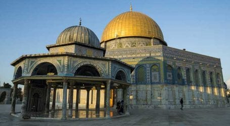 Jerusalem's Al-Aqsa Mosque, Dome of Rock shut amid coronavirus fears