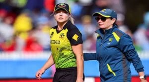 Ellyse Perry ruled out of Women's T20 World Cup due to injury