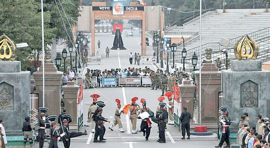 Pakistan closes Wagah Border amid coronavirus outbreak