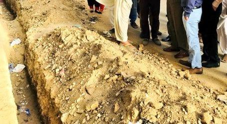 Road cutting mafia start excavating roads amid coronavirus