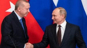 Turkey-Russia agree ceasefire in Idlib after Moscow meeting