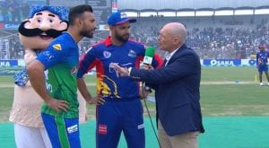 PSL 5: Karachi Kings to face Multan Sultans today