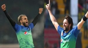 Afridi, Imran Tahir reveal secrets behind their iconic celebratory moves