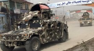 At least 27 killed in Kabul Attack, Afghan Chief escapes unharmed