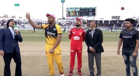 Peshawar Zalmi beat Islamabad United by 7 runs on D/L method