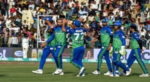 PSL 5: Multan need 92 runs to win in 9 overs per side game