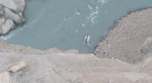 21 dead as passenger coach plunges into Indus River in Skardu district