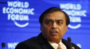 India's Ambani loses crown as Asia's richest person amid market rout