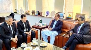 Govt fully committed to execution of TAPI pipeline project: Omar Ayub