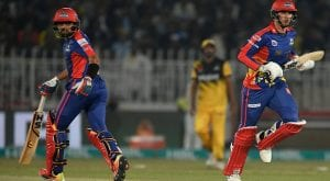 PSL 5: Karachi Kings beat Peshawar Zalmi by 6 wickets