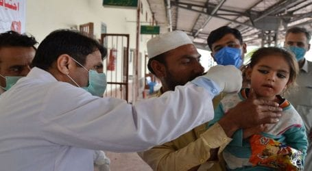 Confirmed coronavirus cases in Pakistan surge past 2800